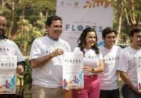 Festival de las Flores en el Parque El Rodeo el 21 y 22 de marzo.