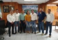 Ayuntamiento de Tecomán y CMIC firman convenio de colaboración