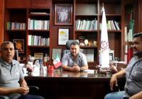 Anuncia alcalde Chava Bueno no cobro a comercio ambulante en Armería