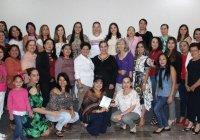 Debemos estar unidas contra la violencia hacia las mujeres: Ana Karen Hernández