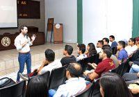Ternium da a conocer programas de prácticas a estudiantes de la UdeC
