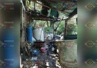 Como pérdida total se reportó un tejabán de que se incendió durante la mañana de este día en la colonia Lindavista de Armería, sin que se presentaran lesionados.