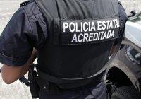 Policías estatales capturan a sujetos por robo