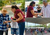 Con Susana distancia, inicia operativo especial de pagos de pensiones de adultos mayores y personas con discapacidad