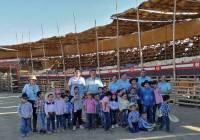 """""""La Petatera"""" recibe a niños de preescolar del colegio Ateneo"""