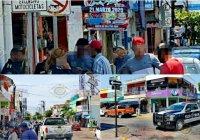 Asaltan a mano armada joyería en pleno centro del municipio de Tecomán