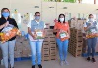 Entrega Gobierno del Estado más de 3 mil 300 apoyos alimentarios