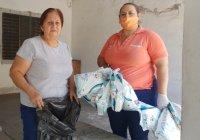 Azucena López Legorreta: Ante la nueva normalidad, impulsamos estrategias para proteger la salud de beneficiarios de programas sociales