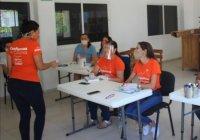 Azucena López concreta estrategias rumbo a Plan Colima y su Gente en el área de Asistencia Social