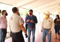 Propondrá Elías Lozano que instalaciones del IAETAC, sean para aislar pacientes con Covid-19