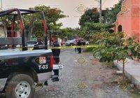 Detonan múltiples ocasiones arma de fuego cerca de una tienda de abarrotes, en Tecomán
