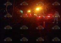 Fuerte accidente en la carretera al Chivato, deja un muerto y dos lesionados