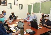 Intercambia Salud Colima experiencias con especialistas italianos sobre Covid-19