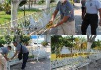 Cierra Ayuntamiento de Armería parques y jardines para evitar aglomeración de personas