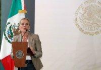 Beatriz Gutiérrez Müller recomienda alimentación sana ante coronavirus
