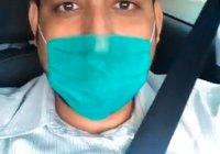 Es necesario continuar con las medidas preventivas para evitar contagios por el Covid 19: Rafael Mendoza.