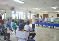 Importante reunión de alcalde Rafael Mendoza con campesinos y empres PROAVICOL para impulsar la siembra de maíz en el municipio de Cuauhtémoc