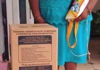 Distribuye DIF tecomense apoyos de asistencia alimentaria a 120 familias beneficiadas