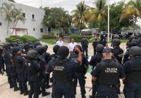 Habrá diálogo continuo con las mujeres y hombres que integran la Policía Estatal