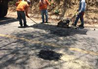 Invierte Gobierno Estatal más de 1 mdp en mantenimiento caminos