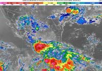 Tormenta tropical Cristina provocará este martes lluvias en Guerrero, Michoacán y Colima