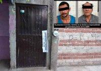 Dos detenidos y droga asegurada al ejecutar un cateo en Tecomán