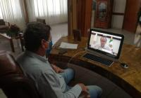 El alcalde Elias Lozano respalda el uso de cubrebocas obligatorio en Tecomán