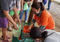 Apoyo Humanitario Alimenticio, sigue implementándose en el municipio de Colima.