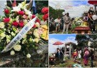 En el municipio de Cuauhtémoc, dan el último adiós al payaso 'Basurita'