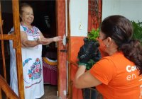 DIF Municipal Colima da seguimiento a adultos mayores de centro de convivencia del Parque Hidalgo
