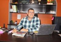 Tras haber ganado la elección, se incorpora Carlos Carrasco como presidente municipal de Ixtlahuacán
