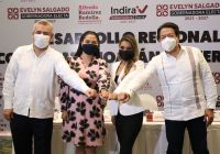 Con desarrollo regional Colima-Michoacán-Guerrero, se inaugura una etapa de reconciliación política en México: Indira Vizcaíno