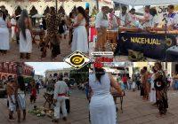 Continúa las actividades del 10° festival del maíz nativo, en el jardín ibertad