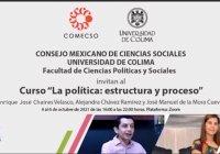 Invitan a curso para conocer el sistema político de México
