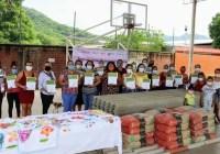 DIF Estatal llevó capacitaciones y proyectos productivos a comunidades