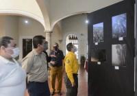 Inaugura exposición individual fotógrafo de la Universidad