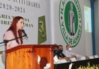 Tey Gutiérrez: Con los trabajadores del Ayuntamiento haremos equipo porque nos une la misma prioridad, servir a los villalvarenses