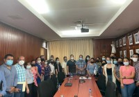 Se reúne Fiscal con trabajadores de FGE; respalda acciones por impago de salarios