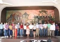 Concluyen trabajos de entrega-recepción del Ayuntamiento de Villa de Álvarez