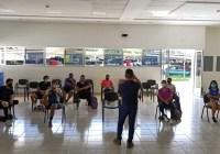 Vuelven alumnos a las aulas y talleres de la Universidad de Colima