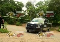 Motosicarios asesinan a balazos a un hombre en la cochera de una casa en Salagua; Manzanillo