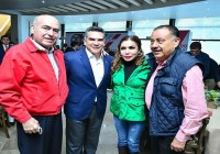 Alejandro Moreno, nombra delegados del CEN en Nayarit y Jalisco a Itzel Ríos y Carlos Cruz