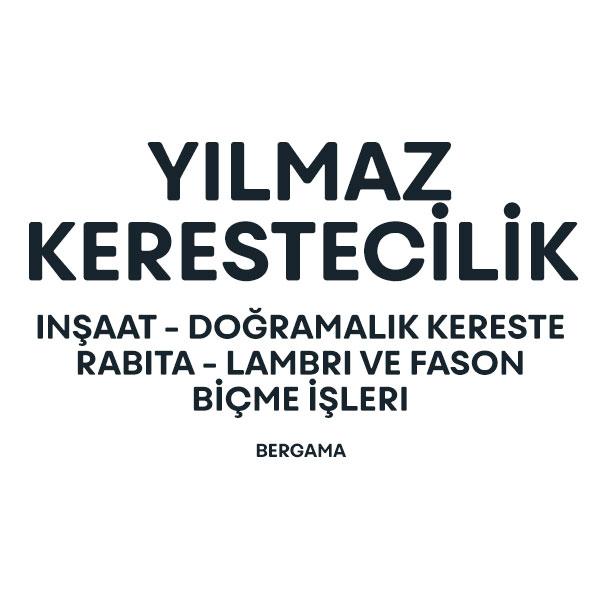 YILMAZ KERESTECİLİK