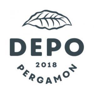 Depo Pergamon 2018 Logotipo