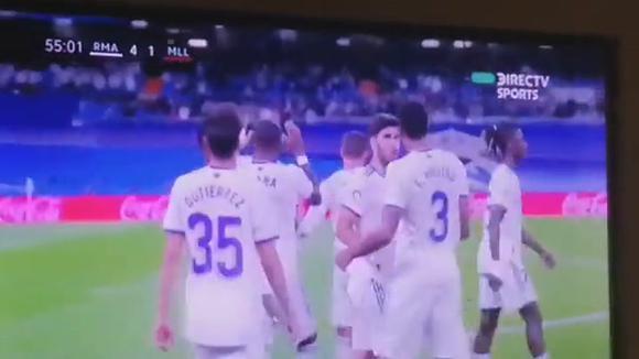 El hat-trick de Asensio paró el 4-1 del Real Madrid ante el Mallorca