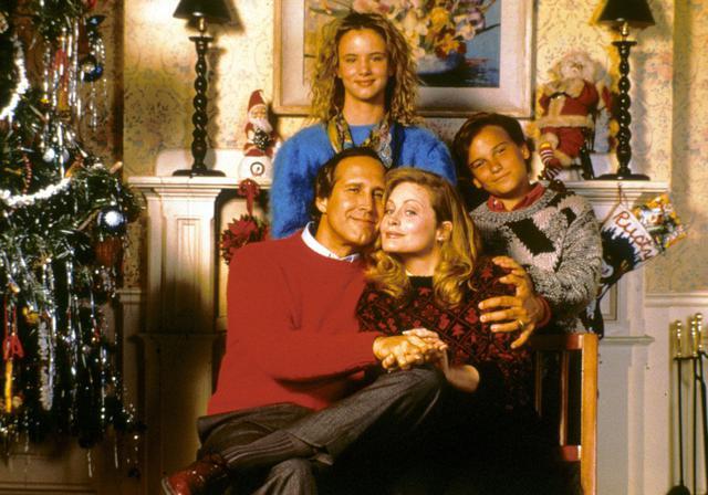 """""""Vacaciones de Navidad de National Lampoon"""" es básicamente una recopilación de todas las cosas que pueden salir mal durante la temporada navideña (Foto: Warner Bros.)"""