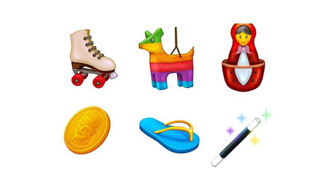 These are the new emojis that will arrive in 2020 (Photo: WhatsApp)