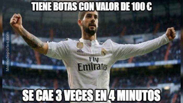 Memes del Real Madrid 9