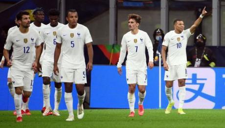 Francia vs. España (2-1): goles y mejores jugadas del partido por la final  de la Nations League en el Giuseppe Meazza | FUTBOL-INTERNACIONAL | DEPOR
