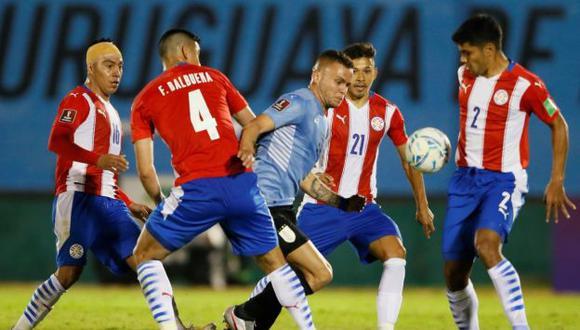 Uruguay vs. Paraguay (0-0): resumen y partido por las Eliminatorias Qatar 2022 | FUTBOL-INTERNACIONAL | DEPOR